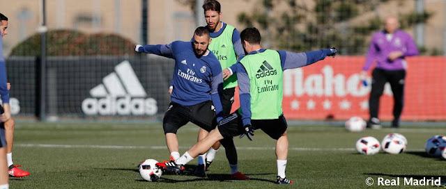 Por vaga nas quartas da Copa do Rei, Real enfrenta o Sevilla