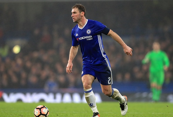 Zenit St Petersburg sign Ivanovic from Chelsea
