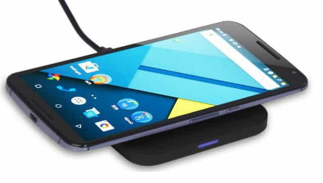 Choetech T511 Qi Wireless Charging Pad samsung