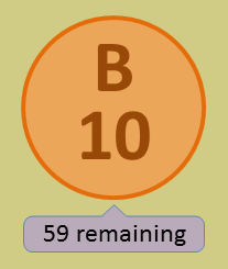 master - Bingo Master Board & Bingo Master Board PLUS BingoBallsRemaining