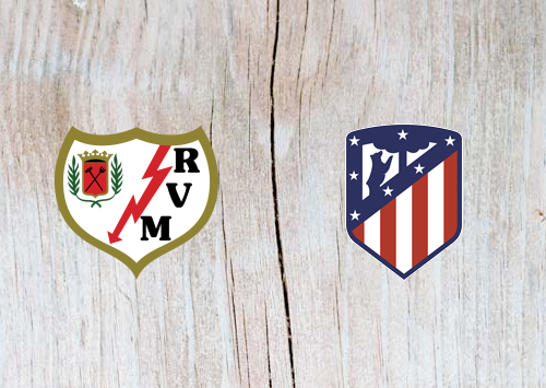 Rayo Vallecano vs Atletico Madrid - Highlights 16 February 2019