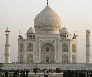 destinos com história - Taj Mahal