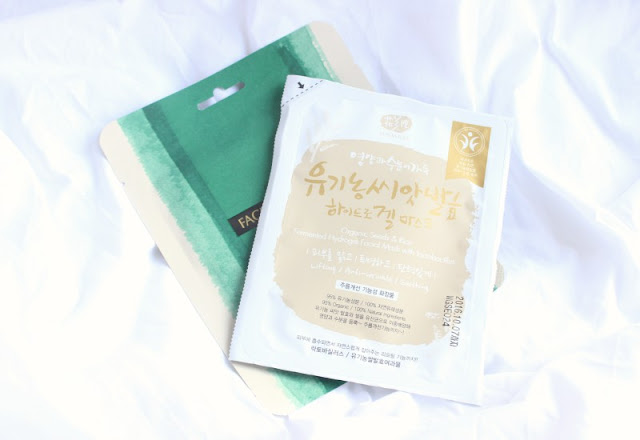 Inspire Me Korea Beauty Box Review