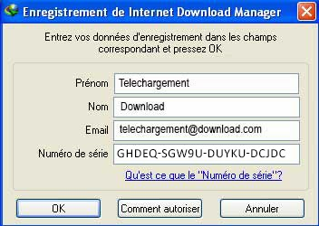download manager seri no