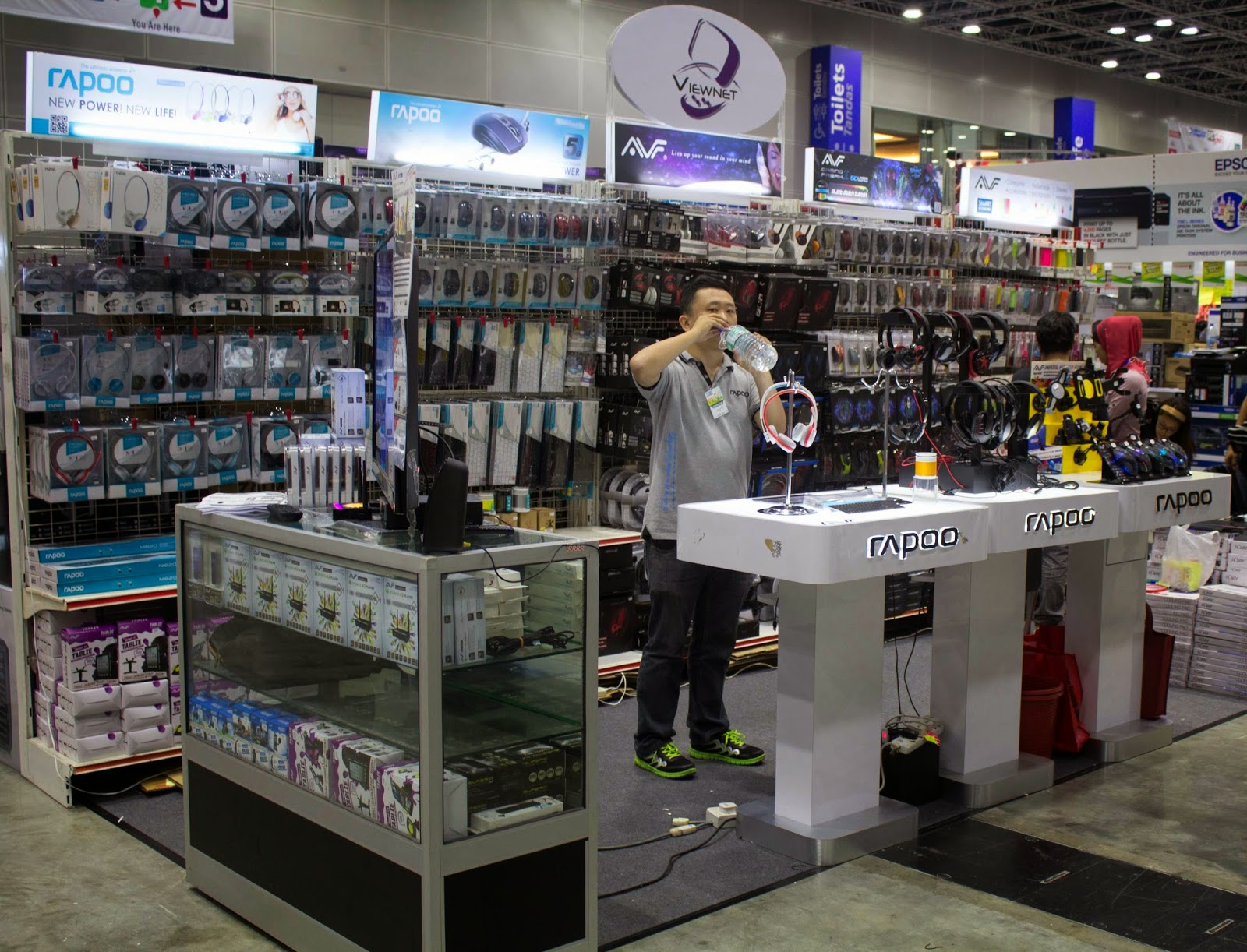 Coverage of PIKOM PC Fair 2014 @ Kuala Lumpur Convention Center 373