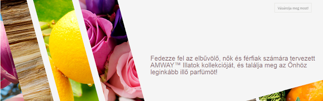 Amway illatok