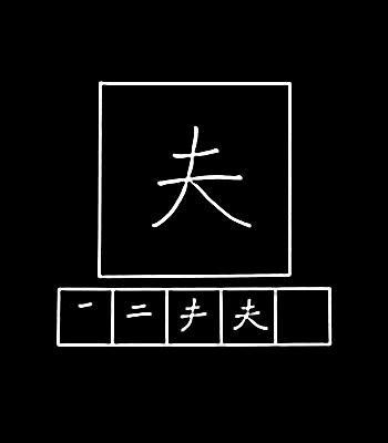 kanji ayah