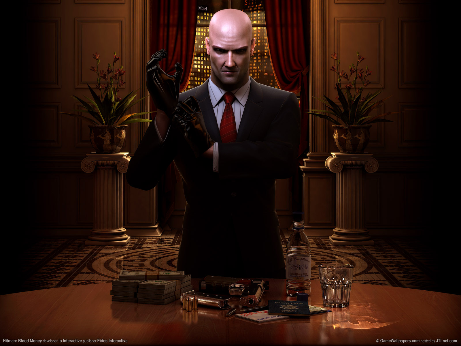 Cool Game Stop Hitman Blood Money Full Rip 270 Mb Only