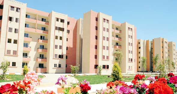 """وزارة الإسكان تطرح وحدات جديدة للحجز بمحور """"الإسكان الاجتماعى الحر"""""""