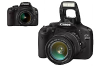 DSLR CANON EOS 550D Kit1