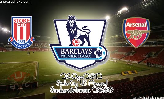Stoke%2BCity%2Bvs%2BArsenal Stoke City vs Arsenal | Barclays Premier League 2012 / 2013 | Live and Results