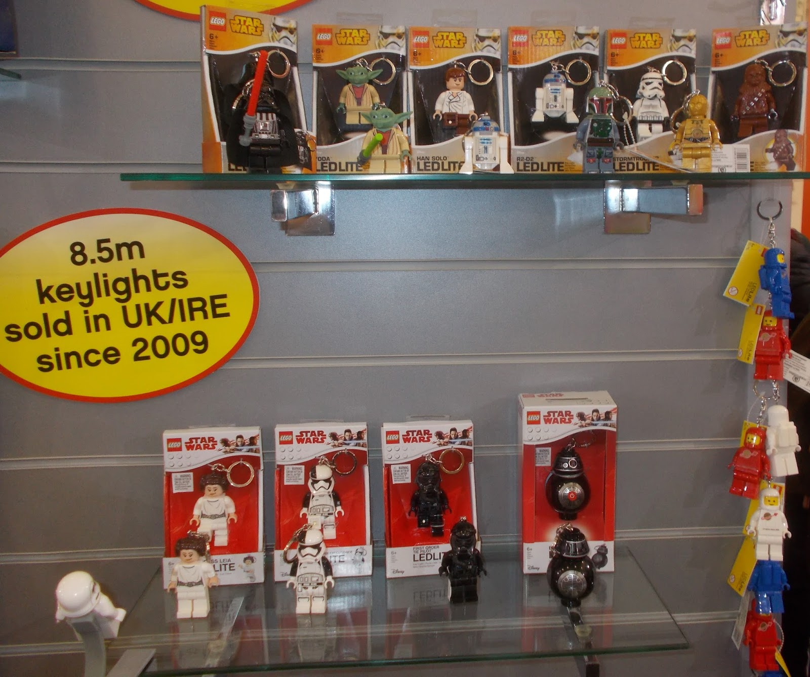 T is for Toy Fair 2018 Reports   Re Creation   Lego Franchise     Re Creation has the territory license for Lego s non toy stuff  and they  had plenty of other things on display  bags  belts  stationary  Swatch like