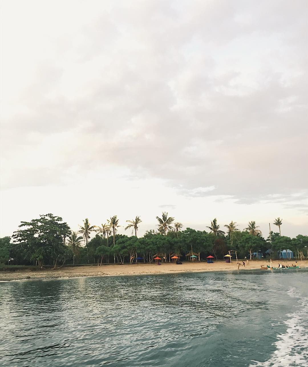 pantai indah ujung kelor lombok