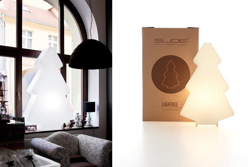 lampada di design Lightree