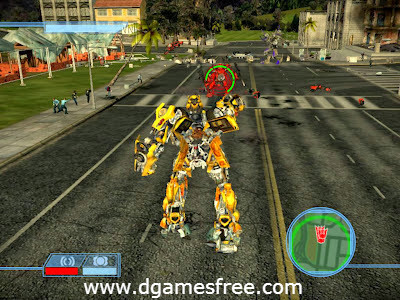 Download Transformers The Game