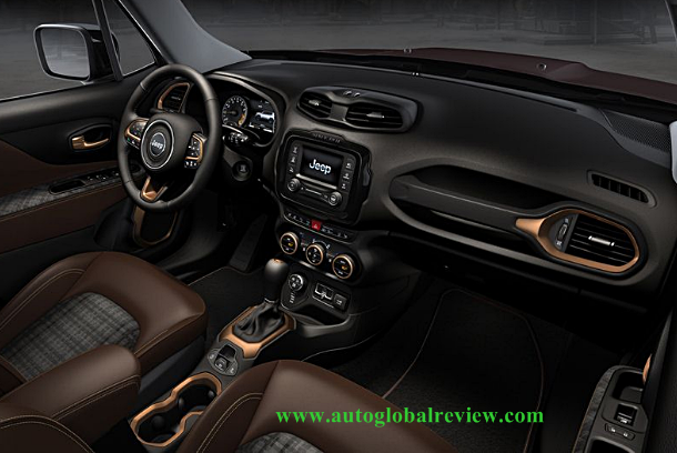 Interior Design The New Model 2018 Jeep Grand Wagoneer
