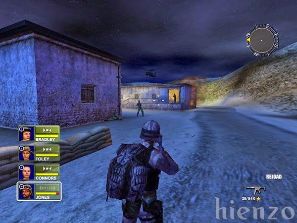 Conflict: Desert Storm II (1)