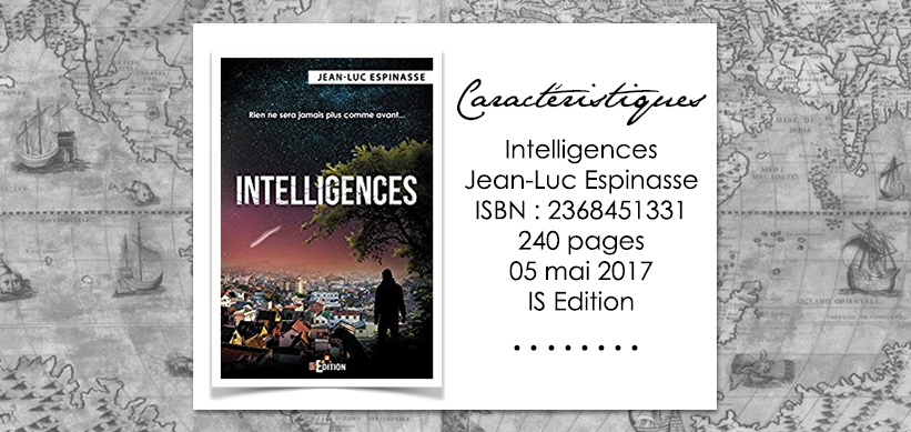 Intelligences de Jean Luc Espinasse