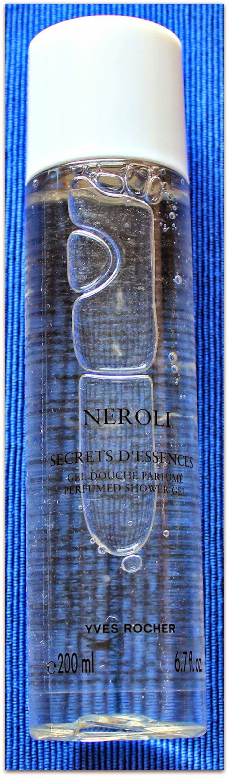 Neroli shower gel