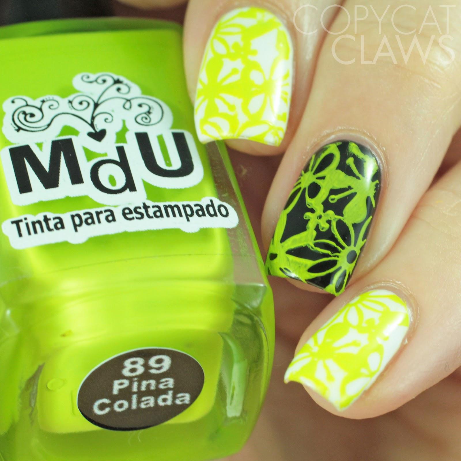 Copycat Claws: Mundo de Unas Cancun Stamping Polish Collection ...