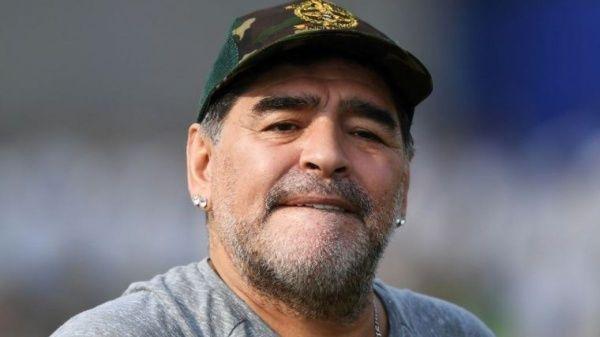 Maradona: el fútbol está enfermo de dirigentes protagonistas