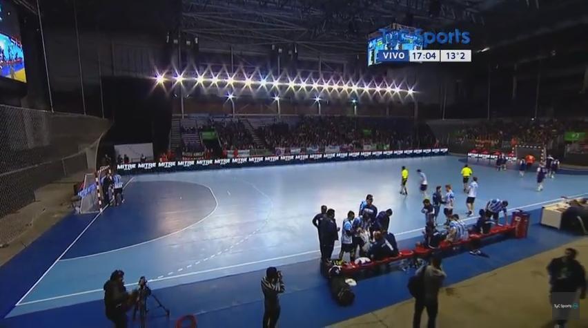 Panamericano Handball 2016 Buenos Aires