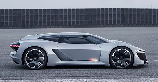 Audi PB18 etron