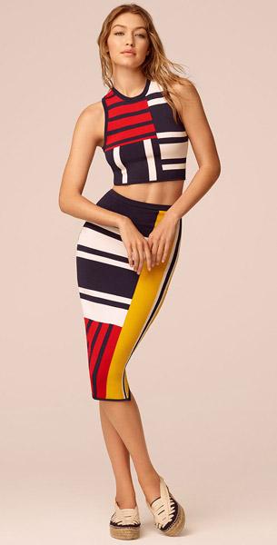 ropa mujer Tommy Hilfiger Gigi Primavera 2017
