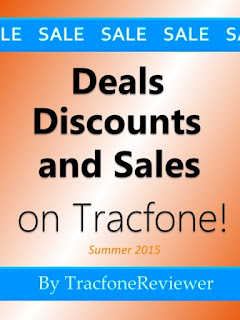 Tracfone Discounts And Sales For Summer 2015
