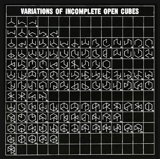 variations of incomplete open cubes