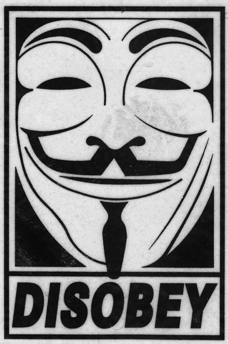 anonymous logo stencil - photo #10