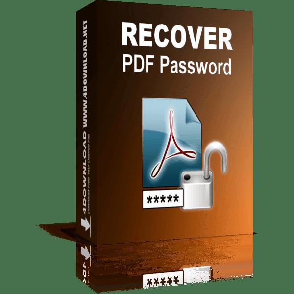Download Eltima Recover PDF Password Full version