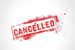 Cancelled trains today