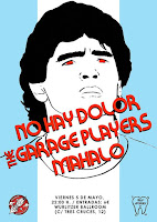 Concierto de The Garage Players, Mahalo y No hay dolor en Wurlitzer Ballroom
