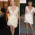 Kirsten Dunst repete vestido