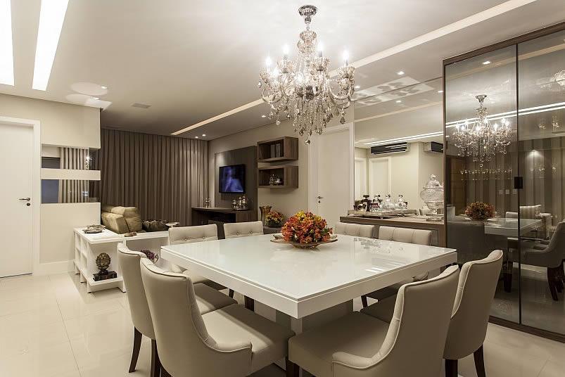 Sala De Estar Na Cor Branca ~ Cor greige é tendência na decoração – veja ambientes lindos com