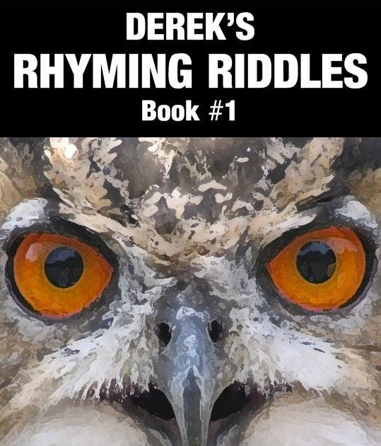 Rhyming Riddles Book #1