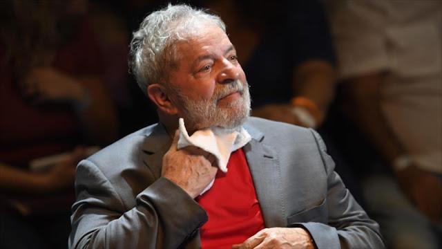 Lula mantiene su ventaja para ganar presidenciales de Brasil