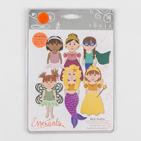 Tonic Studios Dressables - Girls outfits