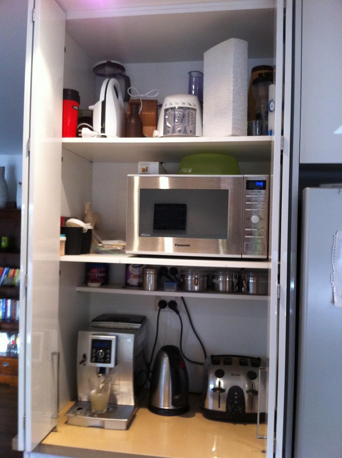 Organising To Make Life Easier: Kitchen Cupboards ...