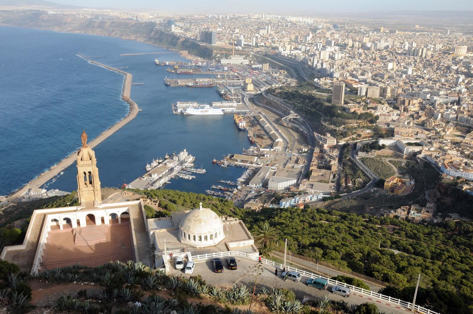 сейчас посмотреть фото г оран в алжире мирное небо будет