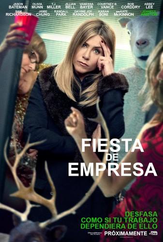Fiesta de empresa (2016) [BRrip 1080p] [Latino] [Comedia]