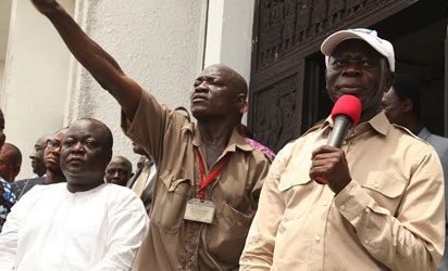 Fuel hike: Why I dumped NLC – Oshiomole