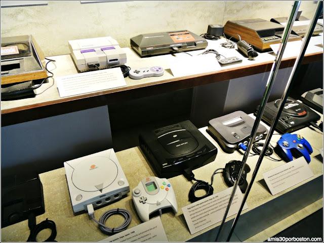 Exposición de Videoconsolas