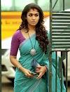 Nayanathara Latest cute green saree gellary and pics (3)