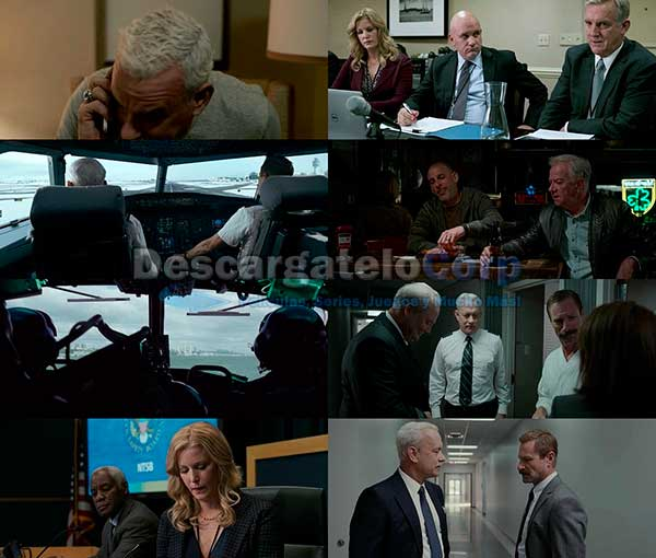 Sully Hazaña en el Hudson (2016) DVDRip Español Latino