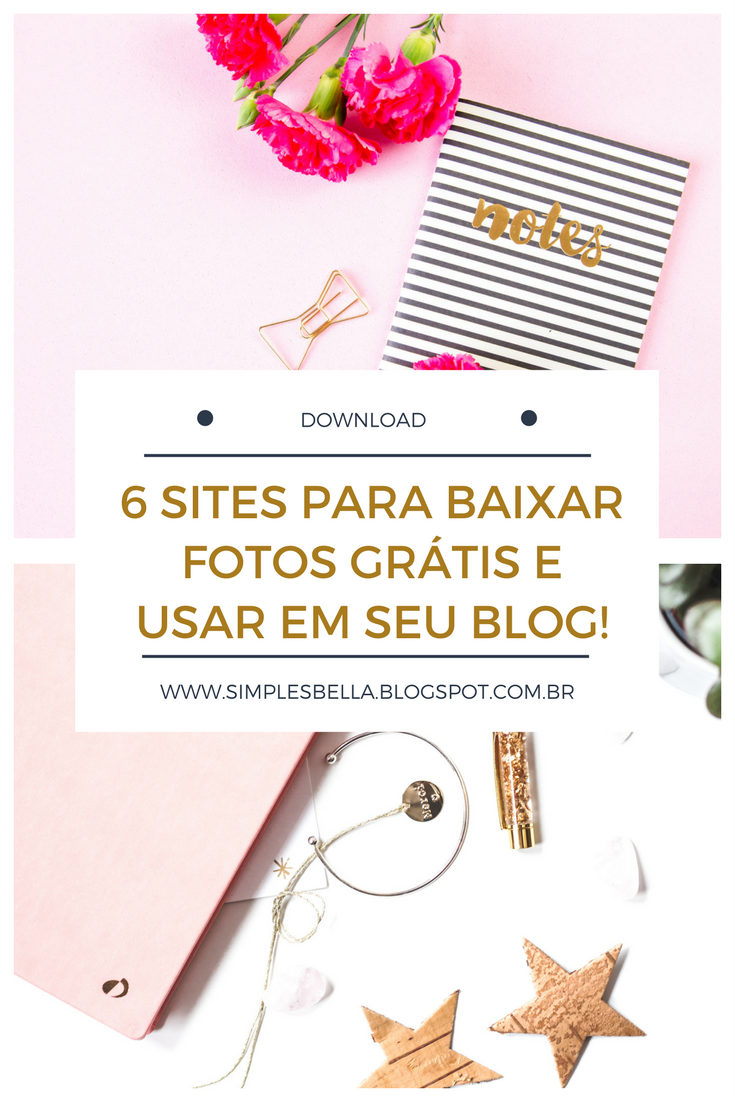 Onde encontrar imagens grátis para usar em seu blog