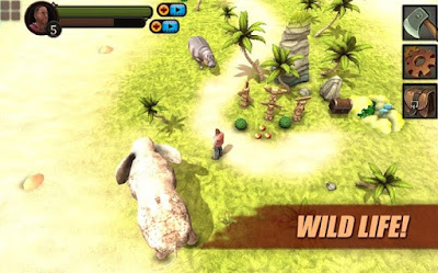 Survival Game: Lost Island PRO APK v1.7 Download Gratis