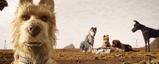 wes anderson-isle of dogs