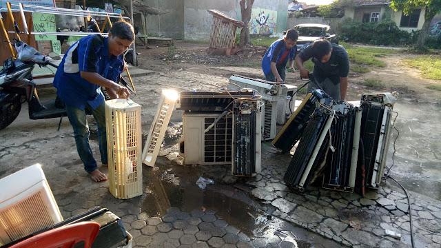 Gunakan Jasa Bongkar Pasang AC Bintaro Berpengalaman Kami